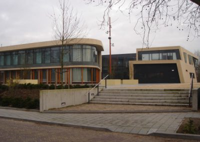 Town hall in Drimmelen
