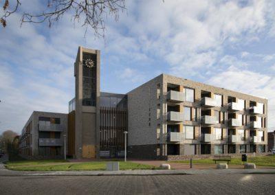 50 appartementen Vliedberg te Vlijmen