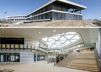 Nieuwbouw Dr. Knippenbergcollege te Helmond